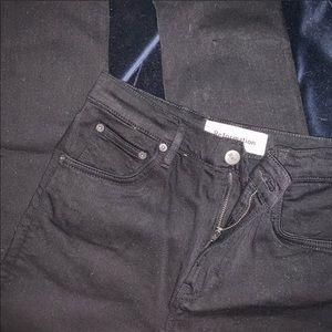 Reformation Jeans - Reformation Black Skinny Jean